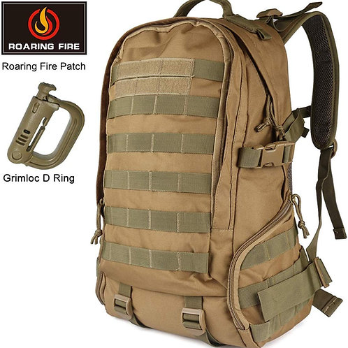 Roaring Fire 35L backpack with Grimloc D Ring