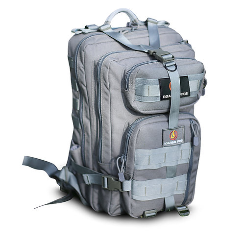 Timber Wolf Tactical Molle Backpack, Bug Out Bag