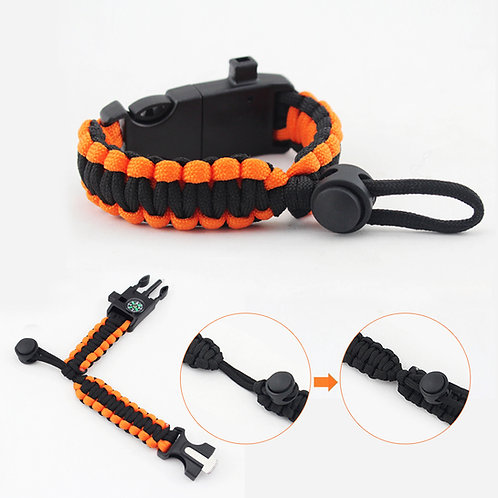 Roaring Fire Adjustable Paracord