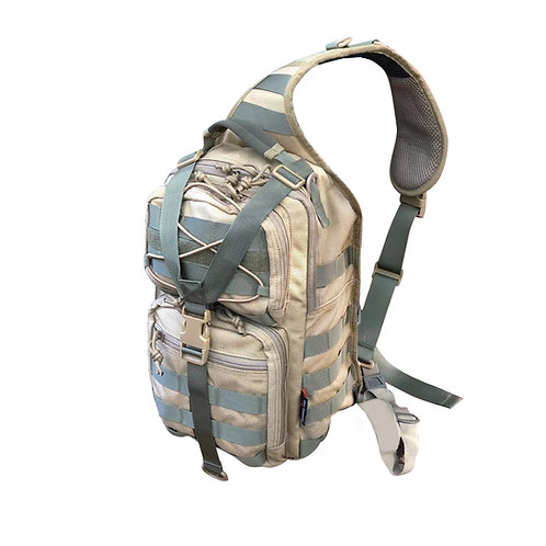 Roaring Fire Slingshot Tactical Sling Bag Pack