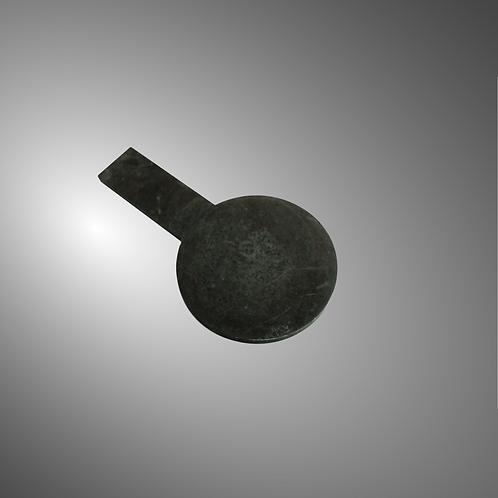 Steel Gong Target