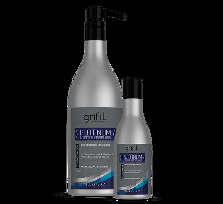 Condicionador Platinum Matizador Grifil-