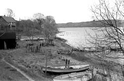 Bybæk - 1956 nu bådelaug