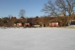 Bybæk Bådelaug - Vinter