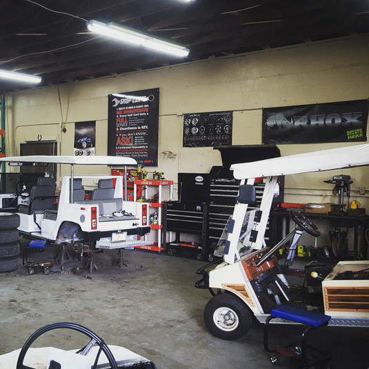 Complete Service Department