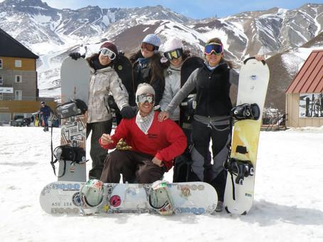 Escuela de Snowboard Las Leñas