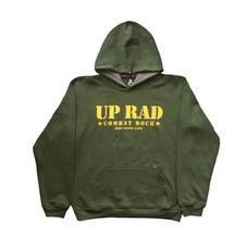 Buzo con capucha H - Verde militar