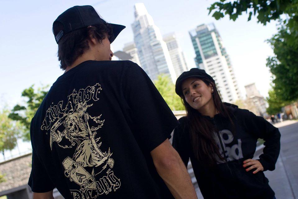 Nico Fernandez y Luli Aguilar