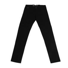 Pantalon chino gabardina H - Negro