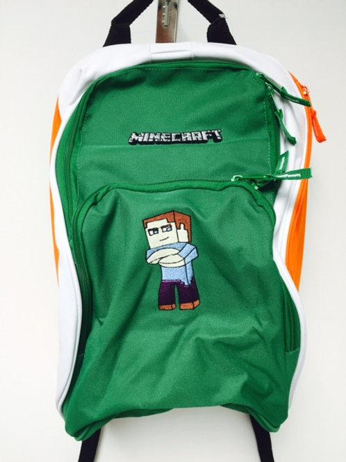 Minecraft Steve Bag