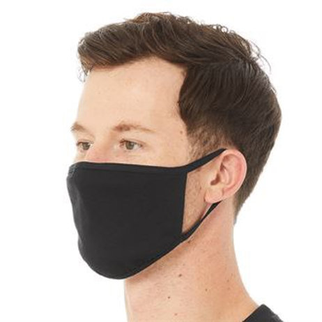 Pack of 3, 2 Ply Reusable Facemask