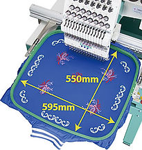 Embroidery machines Ireland,