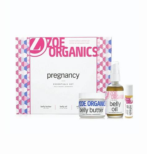 Zoe Organics Pregnancy Set