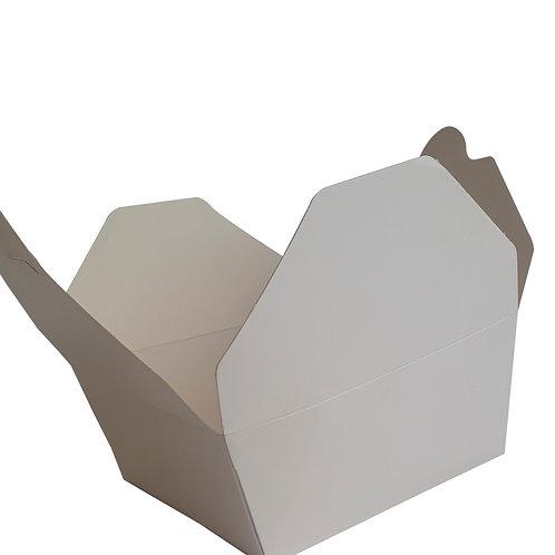 Beyaz Yemek Kutusu | Ücretsiz Kargo
