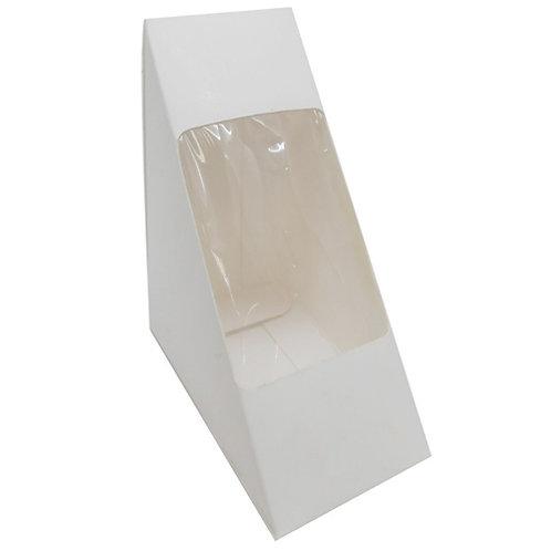 Beyaz Sandviç Kutusu | Ücretsiz Kargo