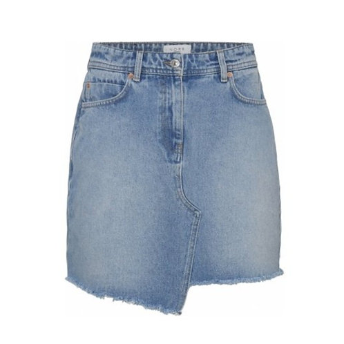 NORR ELLIOT SHORT DENIM SKIRT