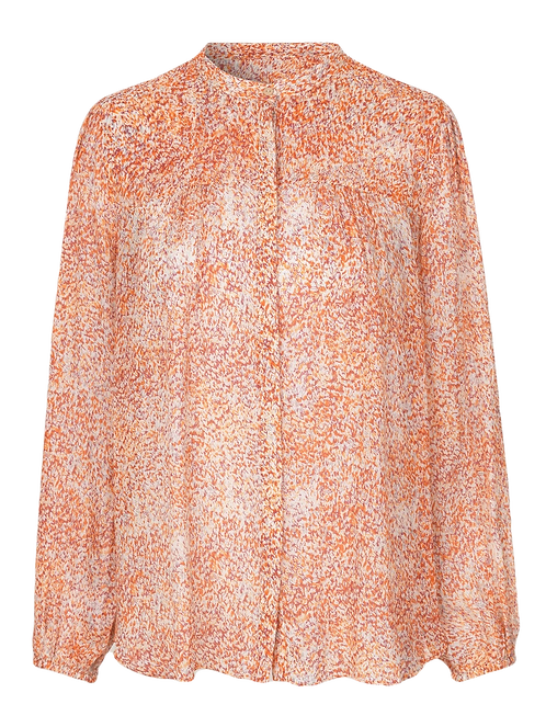 SECOND FEMALE FLORAL SHIRT