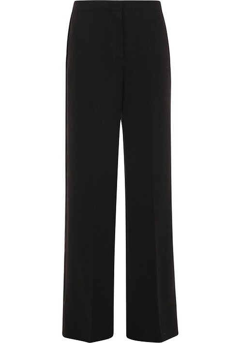 ANOTHER LABEL MOORE PANTS BLACK