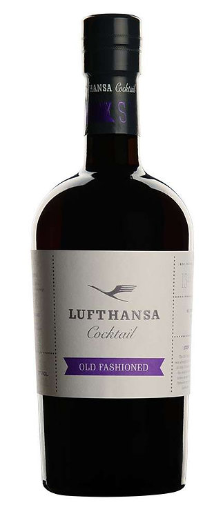 LUFTHANSA COCKTAIL OLD FASHIONED