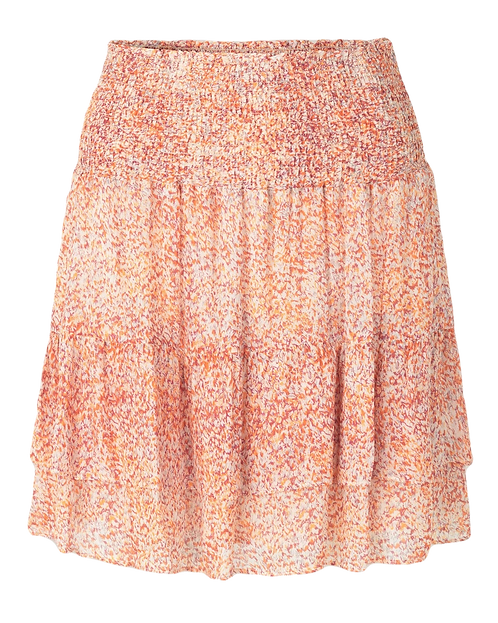 SECOND FEMALE FLORAL SKIRT