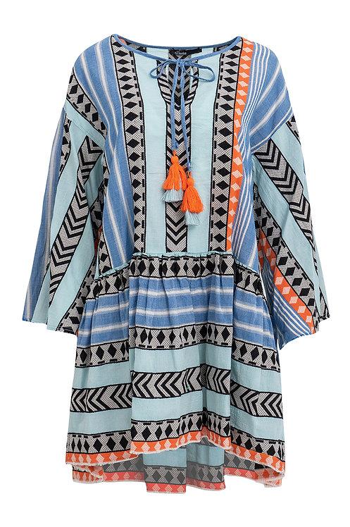 DEVOTION SHORT DRESS ZAKER
