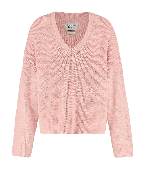 ANOTHER LABEL SATSUKI KNITTED PULL