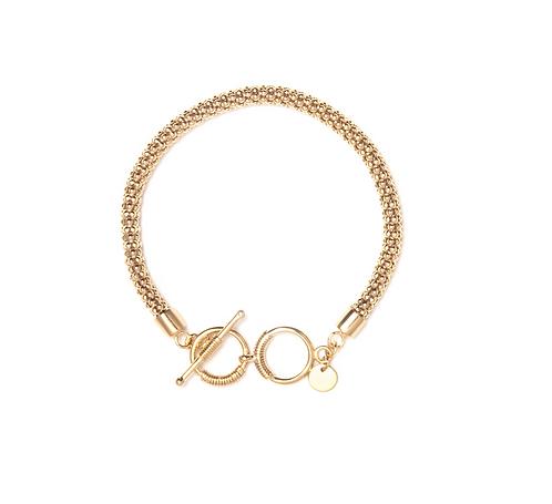 MIMI E TOI SOPHIA BRACELET GOLD