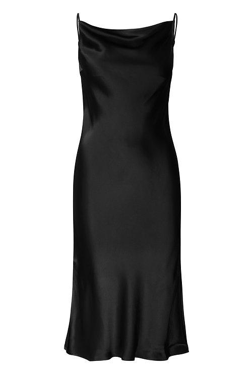 SECOND FEMALE EDDY COWLNECK DRESS