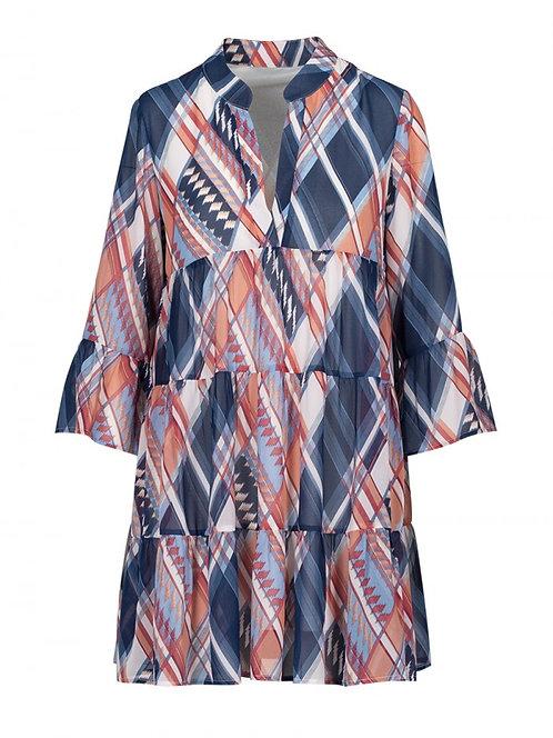 ANONYME DESIGNER HONEY COMB DUILIA DRESS