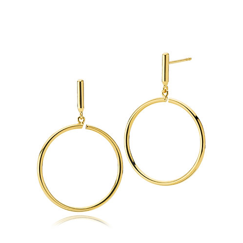 IZABEL CAMILLE METROPOL EARRINGS