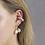 Thumbnail: CONTESSA BERLIN GINOSTRA EAR CUFF GRANDE