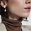 Thumbnail: MIMI E TOI JOLIE EARRINGS GOLD