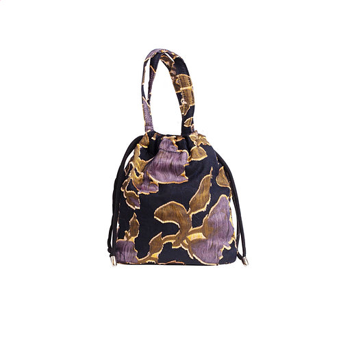 HVISK POUCH NIGHT LILY