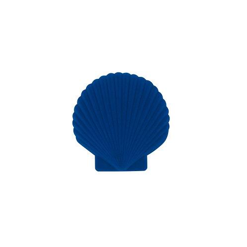 SHELL JEWELRY BOX BLUE