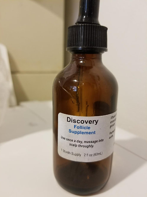Discovery Hair Loss Topical Treatment