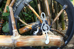 Music and other forms of art give meaning to live, by Art Bike Bamboo