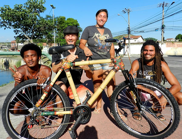 dimi bamboo bike workshop bambu permacul