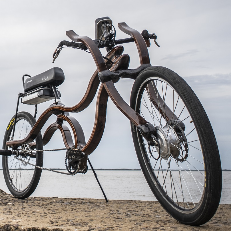 e bike electric bike woodbike wood ebike