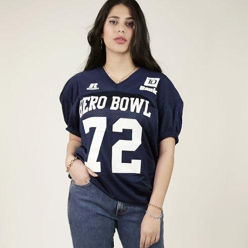 "VINTAGE FOOTBALL SHIRT ""Hero Bowl"""