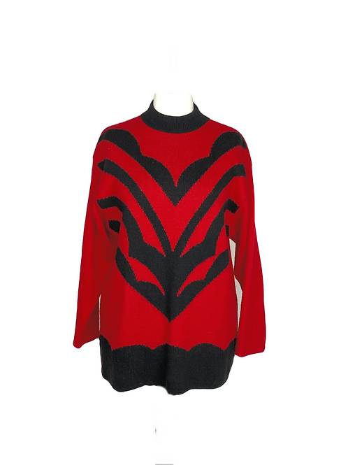 """STRICK Pullover """"Red"""""""