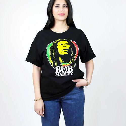 "VINTAGE BANDSHIRT ""Bob Marley Big"""