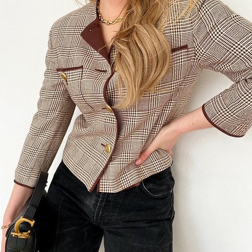 """VINTAGE BLAZER """"Chanel Look"""""""