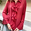 """Thumbnail: BLUSE """"Silky Red"""""""