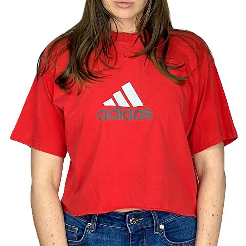 "SHIRT Adidas ""Logo"" cropped"