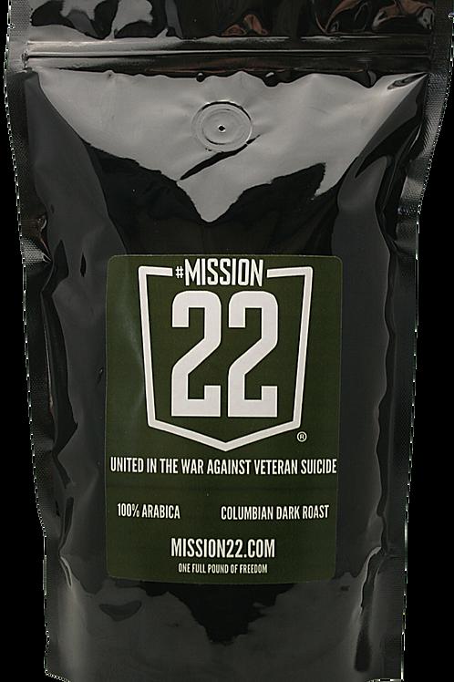 Mission 22 Columbian Dark Roast