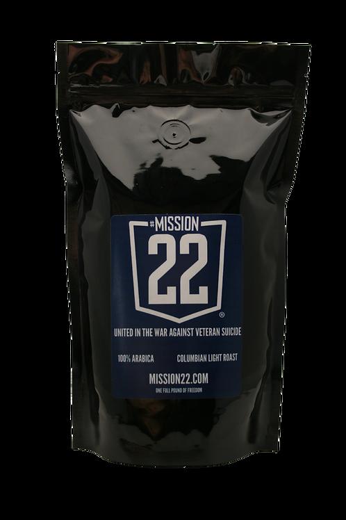 Mission 22 Columbian Light Roast