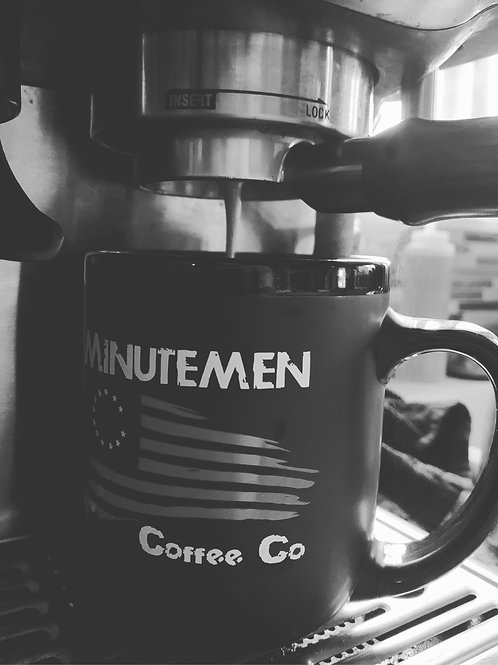 2021 Minutemen Coffee Mug