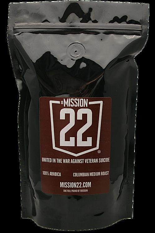 Mission 22  Columbian Medium Roast