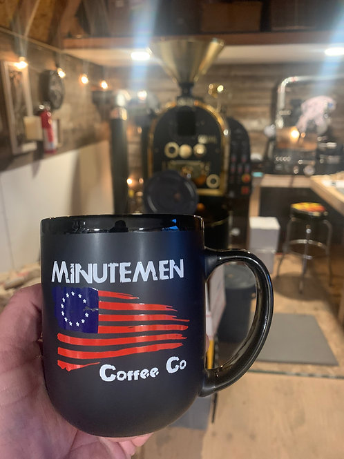 2021 Minutemen Coffee Mug