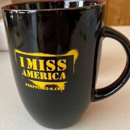 I Miss America Mug